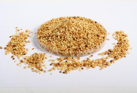 Graines de sésames caramélisées
