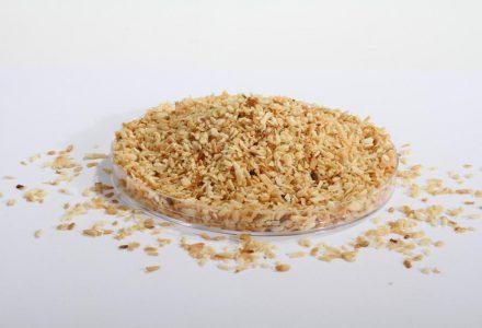 Noix de coco caramélisées